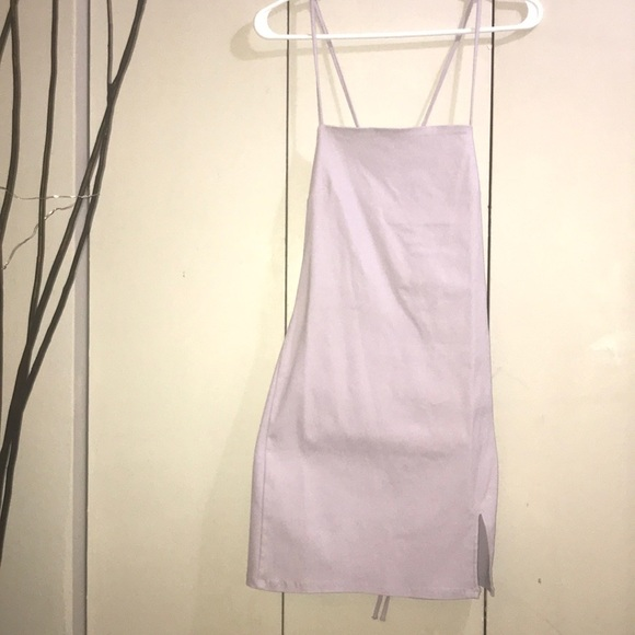 Garage (new with tags) lilac dress